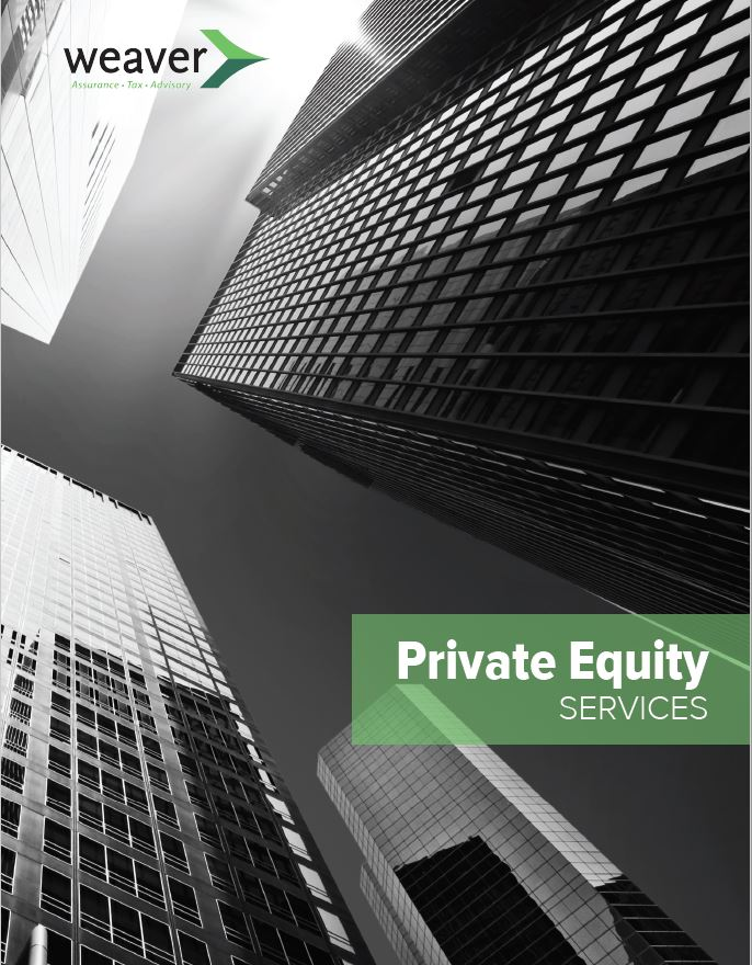 Private Equity Brochure Cover