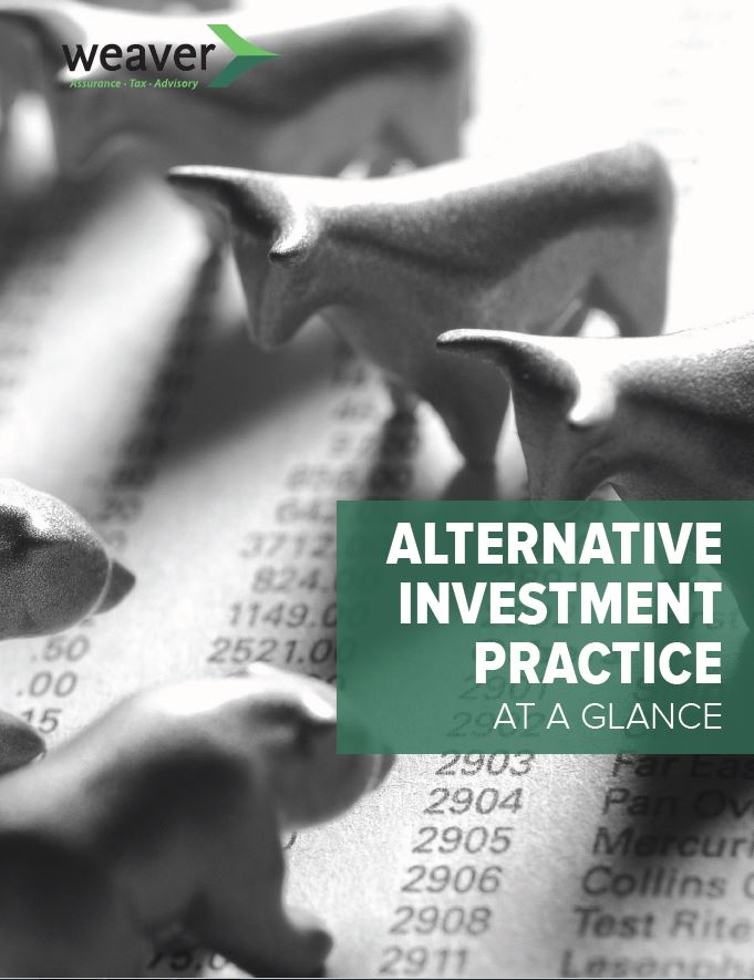 Alternative Investment Brochure