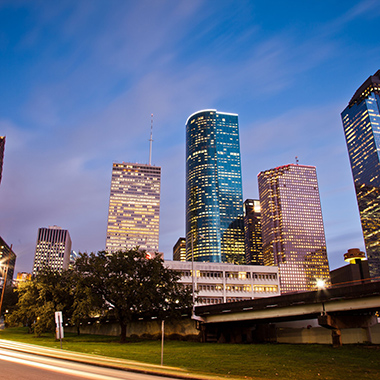 Downtown Houston Buildings