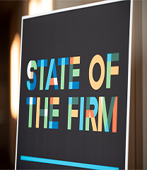 State of the Firm Poster