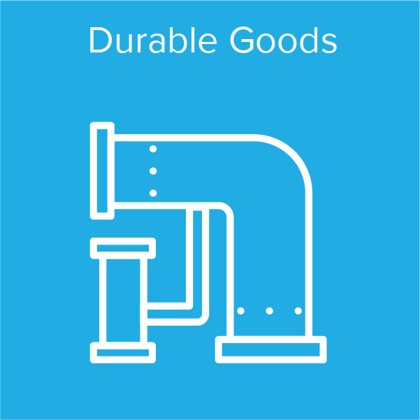 Distribution Services - Durable Goods Icon