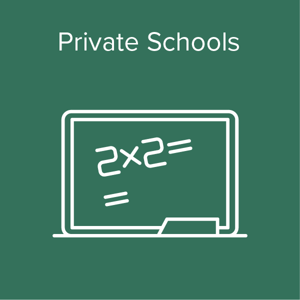 Not-for-Profit Private Schools