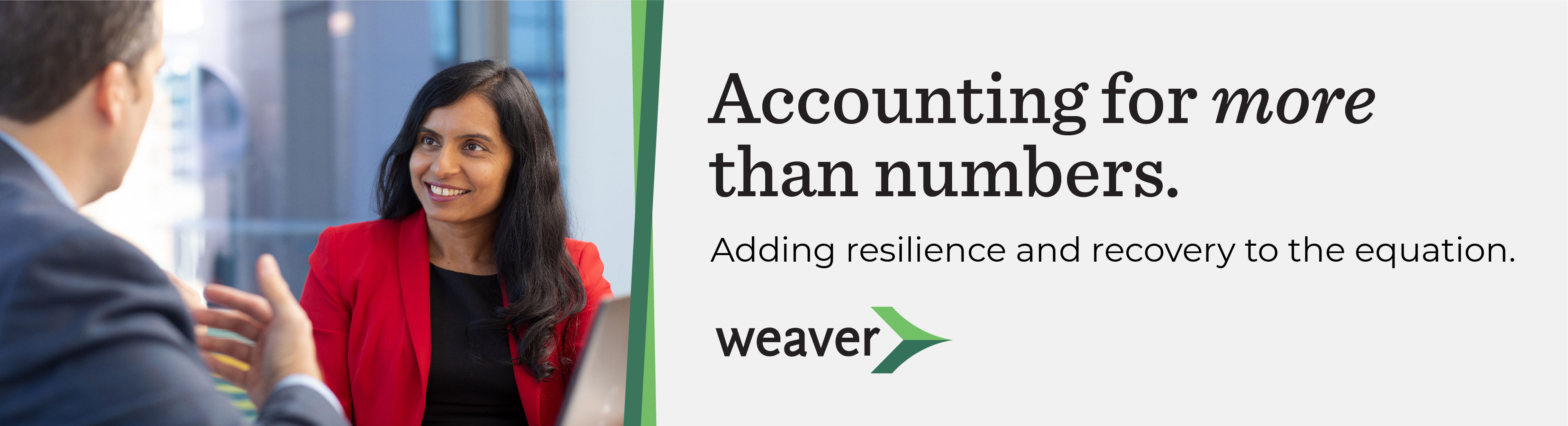 Accounting for more than numbers.