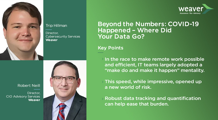 WordPress: Beyond the Numbers: COVID-19 Happened – Where Did Your Data Go?